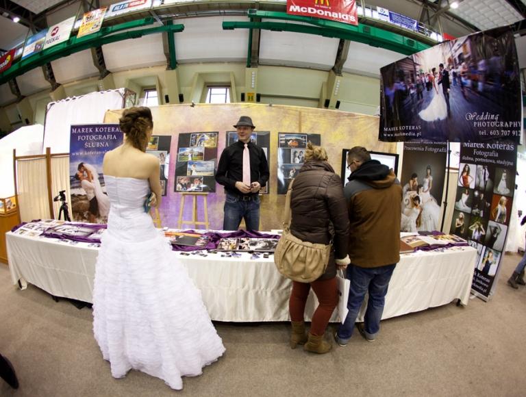 V Inowrocławskie Targi Ślubne - 19.02.2012 targi 2012 pp w768 h580