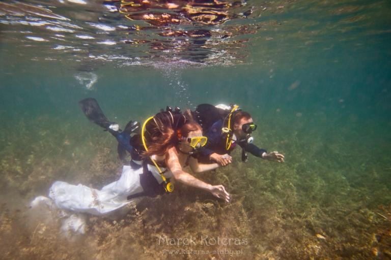 Podwodny plener :) MG 8865 pp w768 h512
