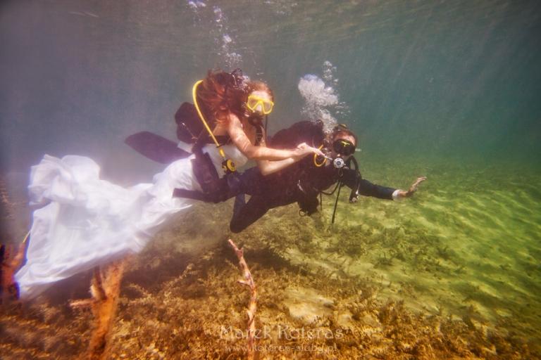 Podwodny plener :) MG 8870 pp w768 h512